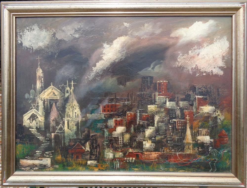 Lee Corbino Galleries